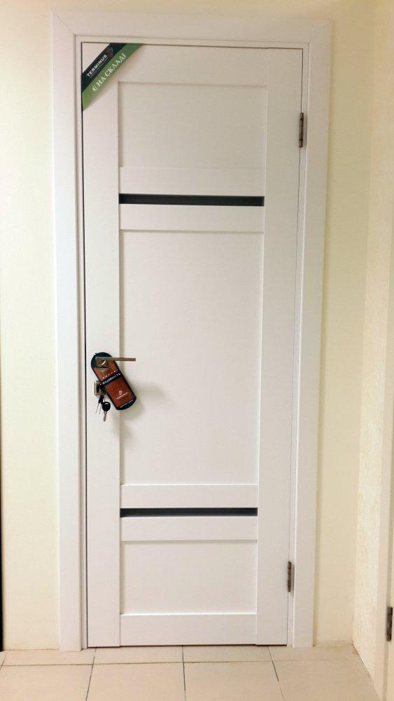 Недорогие двери Белые