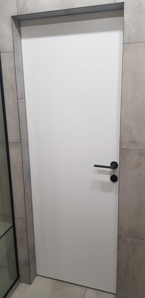 Двери скрытого монтажа под покраску Invisible - Межкомнатные двери — фото №9