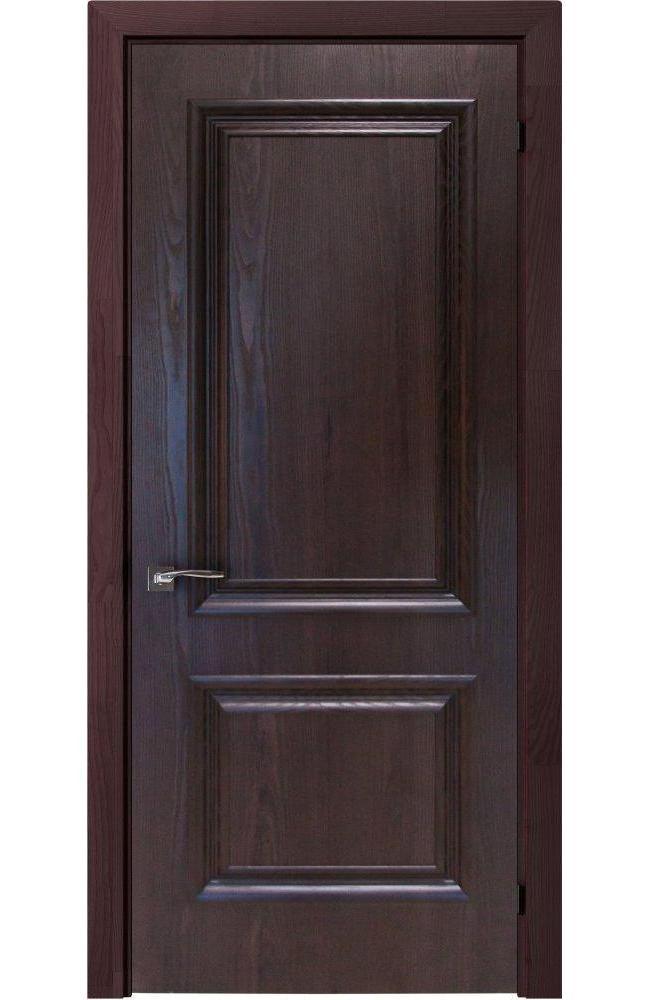 Двери Royal Avalon Родос палисандр глухое