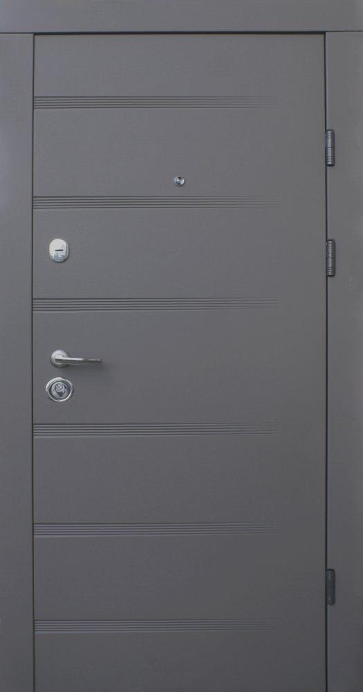 Двери Qdoors Премиум Роял смоки софт снаружи / лате софт внутри