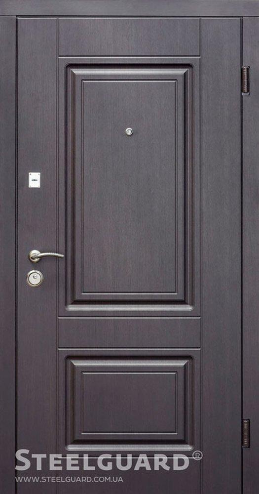 Двери Steelguard DO-30 венге темный