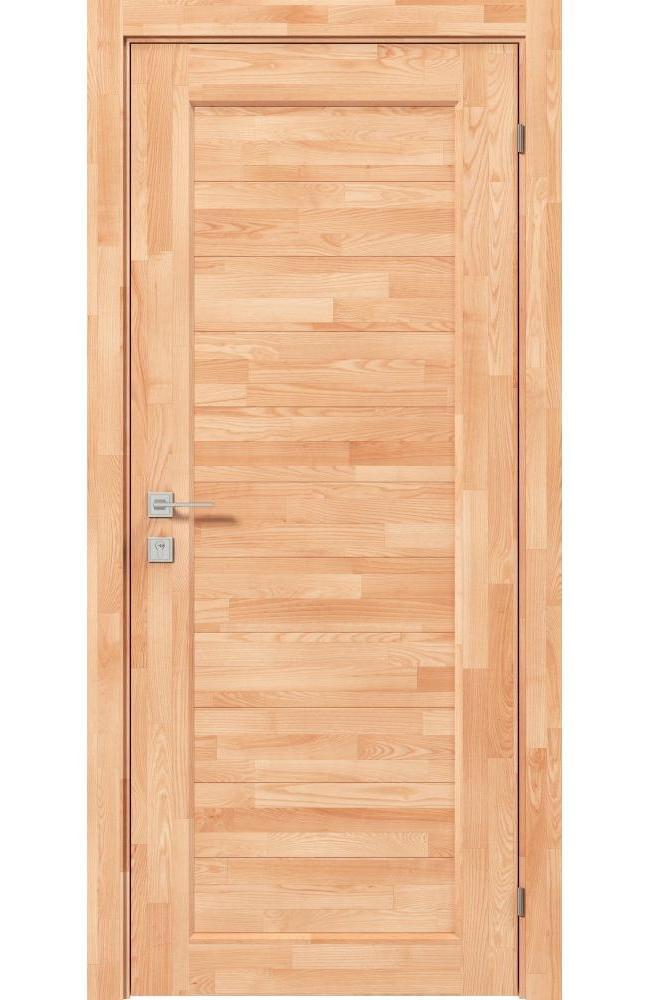 Двери Woodmix Master Родос сосна натуральная глухое