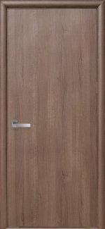 Двери Колори модель А Стандарт Новый Стиль золотая ольха Делюкс глухое