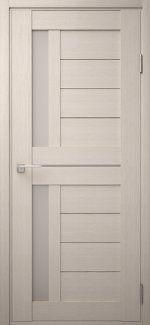 Двері Модель DEKO-01 дуб bianco зі склом