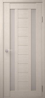 Двері Модель DEKO-02 дуб bianco зі склом