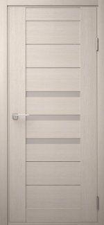Двері Модель DEKO-06 дуб bianco зі склом