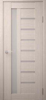 Двері Модель DEKO-09 дуб bianco зі склом
