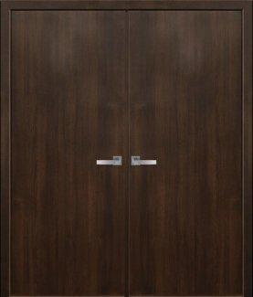 Двері Новий Стиль Колорі модель А Стандарт каштан делюкс глухе
