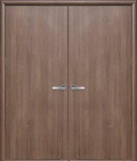 Двері Новий Стиль Колорі модель А Стандарт золота вільха делюкс глухе