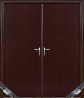 Двері Новий Стиль Колорі модель А Стандарт венге brown глухе