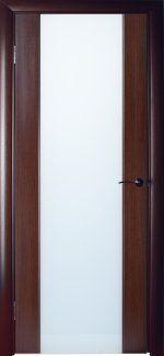 Двери Глазго ПО Вудок венге со стеклом Триплекс
