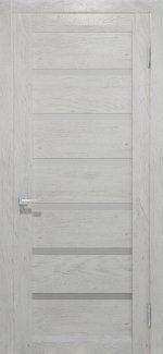 Межкомнатные двери Двері Екю Статус Дорс білі зі склом
