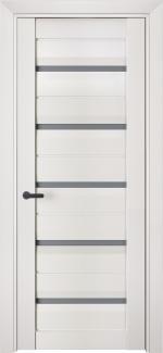 Межкомнатные двери Двері Модель 111 Elit Plus Термінус магнолія глухе