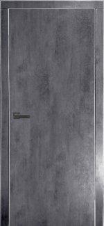 Двери Loft бетон глухое