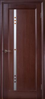 Межкомнатные двери Двері Фіджи НСД дуб графіт зі склом