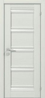 Межкомнатные двери Fresca Angela Родос сосна крем полустекло