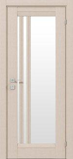 Межкомнатные двери Fresca Colombo Родос беленый дуб со стеклом
