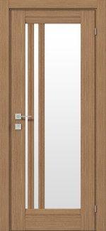 Межкомнатные двери Fresca Colombo Родос меранти со стеклом