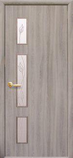 Двери Герда Новый Стиль сандал со стеклом Р3