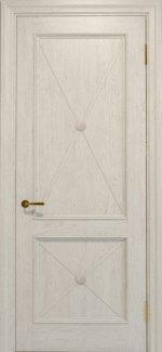 Двери Статус Дорс Golden Cross C-11 слоновая кость глухое