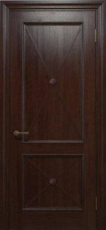 Двері Статус Дорс Golden Cross C-11 мокко глухе