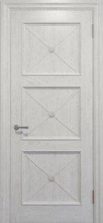 Межкомнатные двери Двері Golden Cross Прованс Статус Дорс білі глухе