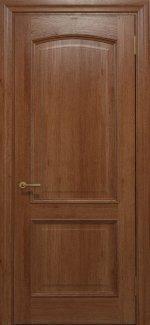 Межкомнатные двери Двері Golden Elegante Адажіо Статус Дорс темний горіх глухе