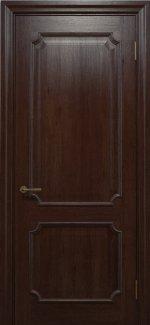 Двери Статус Дорс Golden Elegante E-31 мокко глухое