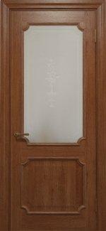 Двері Статус Дорс Golden Elegante E-32.4 карамельний скло-4