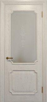Двери Статус Дорс Golden Elegante E-32.4 слоновая кость стекло-4