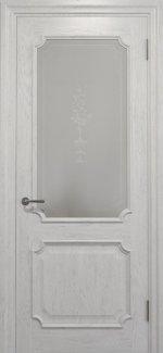 Двери Статус Дорс Golden Elegante E-32.4 белоснежный стекло-4