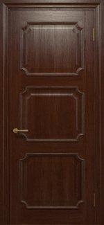 Двери Статус Дорс Golden Elegante E-41 шоколадный глухое