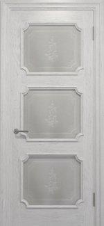 Двери Статус Дорс Golden Elegante E-42.5 белоснежный стекло-5