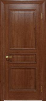 Межкомнатные двери Двері Golden Interia Відень Статус Дорс темний горіх глухе