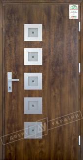 Входные двери Двери Украины Grand House Модель №2
