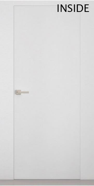 Межкомнатные двери Двери скрытого монтажа INSIDE Папа Карло