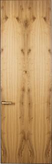 Межкомнатные двери Двері прихованого монтажу Invisible шпоновані натуральним шпоном