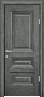 Межкомнатные двери Камилла Новый Стиль орех сибирский глухое