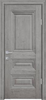 Межкомнатные двери Двері Каміла Новий Стиль горіх скандинавський глухе