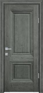 Межкомнатные двери Канна Новый Стиль орех сибирский глухое