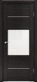 Межкомнатные двери Двері Кембрідж-С НСД дуб графіт зі склом