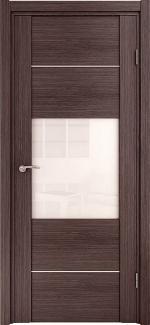 Межкомнатные двери Двері Кембрідж-С НСД дуб сірий зі склом