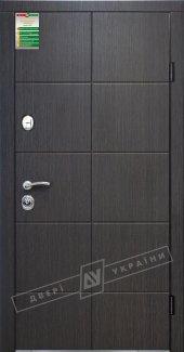 Входные двери Кейс Интер Украины  12 мм(полотно),16 мм(наличники)