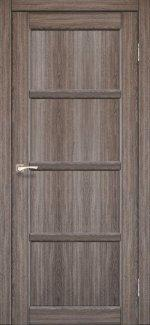 Двери Корфад Aprica AP-01 дуб грей глухое