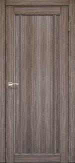 Двери Корфад Oristano OR-01 дуб грей глухое