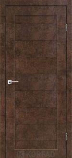 Межкомнатные двери Porto PR-05 Корфад арт бетон глухое