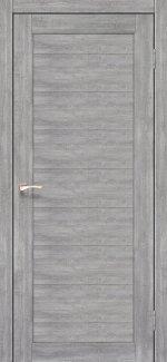 Межкомнатные двери Двери Porto PR-05 Корфад эш вайт глухое