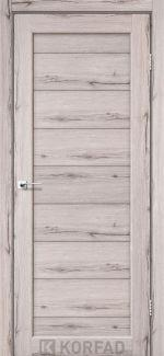 Межкомнатные двери Porto PR-05 Корфад дуб нордик глухое