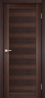 Межкомнатные двери Двери Porto PR-05 Корфад орех глухое