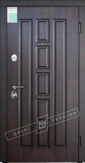 Входные двери Двери Украины Квадро Винорит Белорусский Стандарт